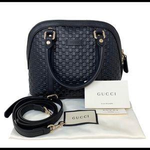 Gucci Micro GG Guccissima Crossbody